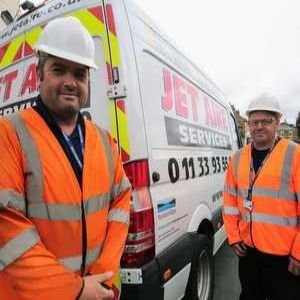 Jet Aire wins Yorkshire Water drainage contract