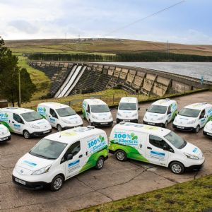 Yorkshire Water signs up to Clean Van Commitment