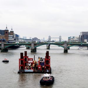 Barhale awarded Thames Tideway Tunnel contract