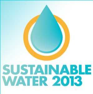 Stellar line up for Sustainable Water 2013