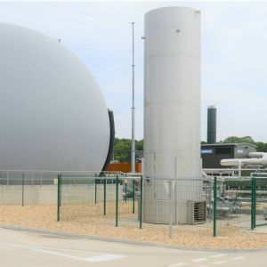 Basingstoke STW operating entirely on energy from sludge
