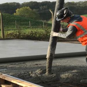 Yorkshire Water makes concrete from recycled wastewater