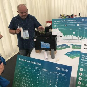 NWG working to develop smart device that helps spot leaks