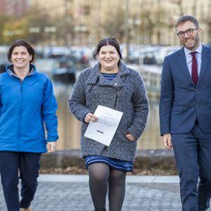 Work begins on Glasgow's groundbreaking 'smart canal'