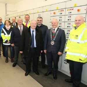 Irish Water opens new EUR9M wastewater treatment plant in Belmullet