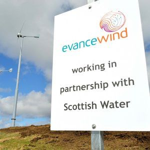 Scottish Water to install wind turbine 'for the benefit of customers'
