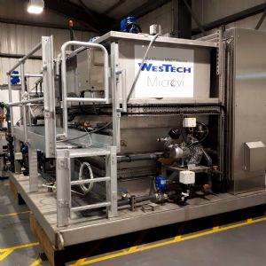 Scottish Water tests innovative wastewater treatment process