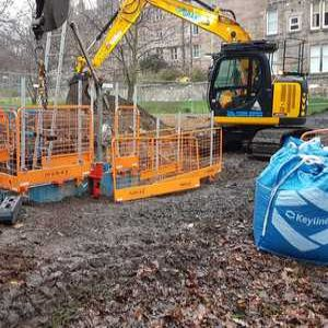 Sewer project enables hotel opening at Edinburgh's Holyrood