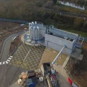 Pumping station switch-on for Severn Trent's £60M Newark project