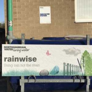 Rainwater used for sewer jetting in Northumbrian initiative