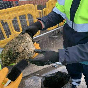 United Utilities to remove 90-tonne fatberg by hand