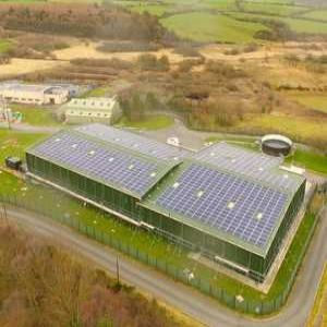 Welsh Water in rooftop solar energy deal