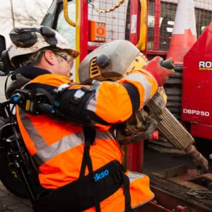 MUS trialling exoskeletons for Yorkshire Water contract