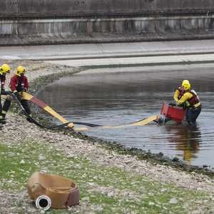 South Staffs Water takes part in Exercise Triton