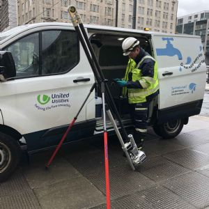 United Utilities trials wireless camera for sewer inspections