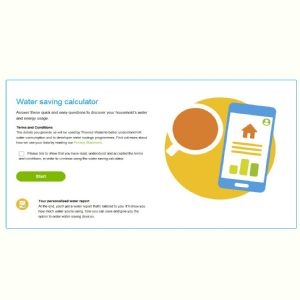 Thames Water launches interactive water calculator