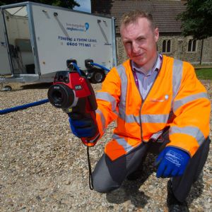 Clancy Docwra, Kier secure leakage detection contract with Anglian