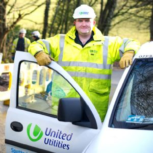 United Utilities announces six-year maintenance work contracts