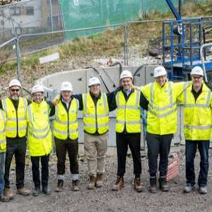 Scottish Water makes Paisley tunnel breakthrough