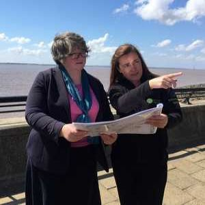 Environment Minister launches major Hull flood alleviation scheme