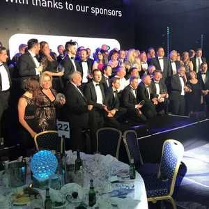 Anglian Water scoops top prize at Water Industry Awards