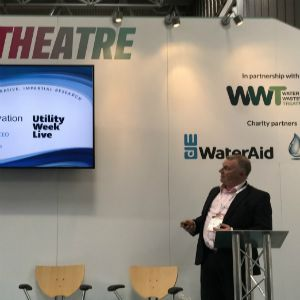 Asset optimisation key to fighting future challenges - UKWIR's Kaye