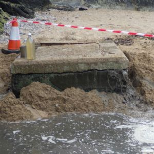 South West Water fined after repeat sewage spill