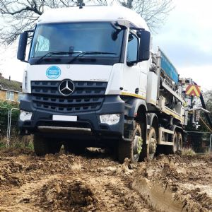 Thames Water uses military tanker to keep sewers running