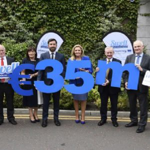 EU invests €35M in cross-border project for Ireland