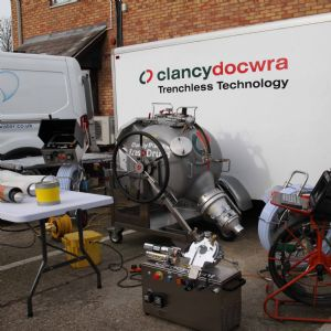 Clancy using new trenchless innovation on Anglian contract
