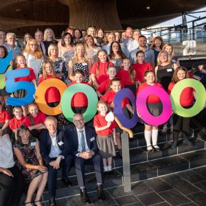 Welsh Water marks half a million education milestone