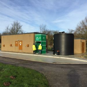 Yorkshire Water first in sector to eliminate chlorine gas