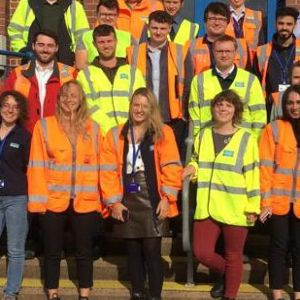 Severn Trent welcomes new starters onto leadership programme