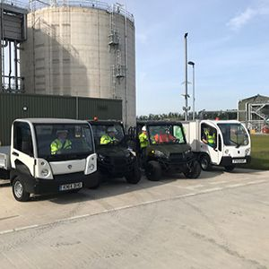 Yorkshire Water to trial electric vehicles