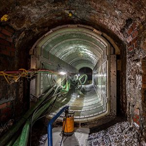 £20m London sewer upgrade recognised