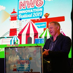 Northumbrian Water go global for Innovation Festival 2020