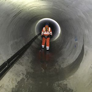 Thames Water's London Ring Main marks 25 years in action