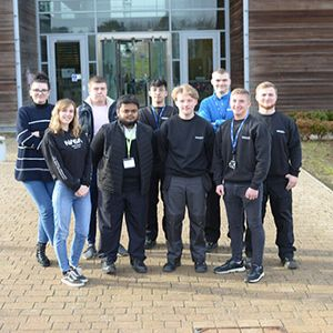 Northumbrian Water takes on 23 apprentices