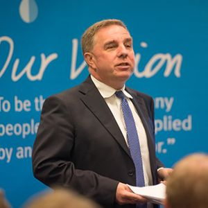 Hinton gets top job at South East Water