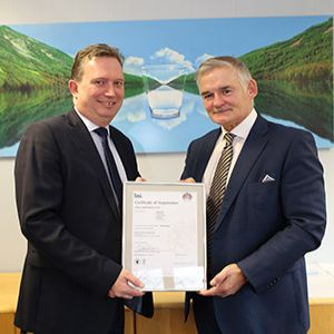Scottish Water recognised for energy management