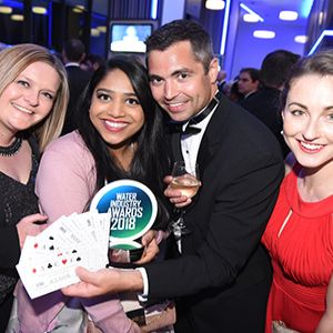 Last chance to enter Water Industry Awards