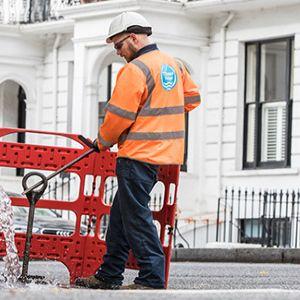 Thames engineers keeping services running during coronavirus outbreak