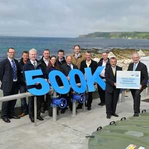 NI Water completes 'challenging' Rathlin Island WwTW
