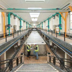 Black & Veatch wins three Thames Water frameworks