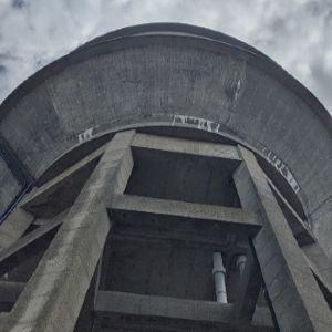 Thames begins refurbishment of landmark Oxfordshire water tower