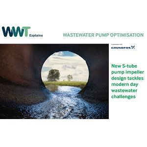 WWT publishes new Explains guide on wastewater pump optimisation