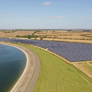 HBS completes 11.6MW solar array at Anglian Water treament works