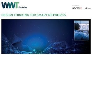 Read WWT's guide to design thinking for smart networks
