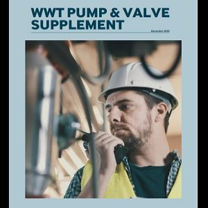 WWT publishes guide to pumps and valves sector