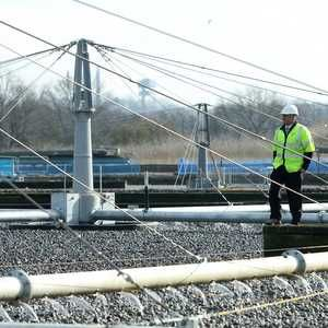 Southern Water's Ashford WwTW upgrade passes halfway mark